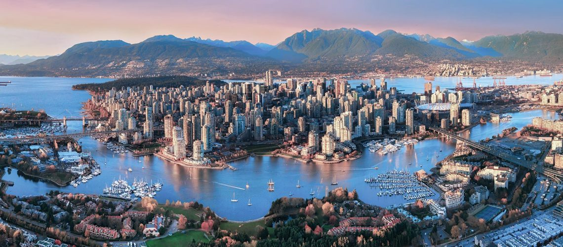 Study English in Vancouver